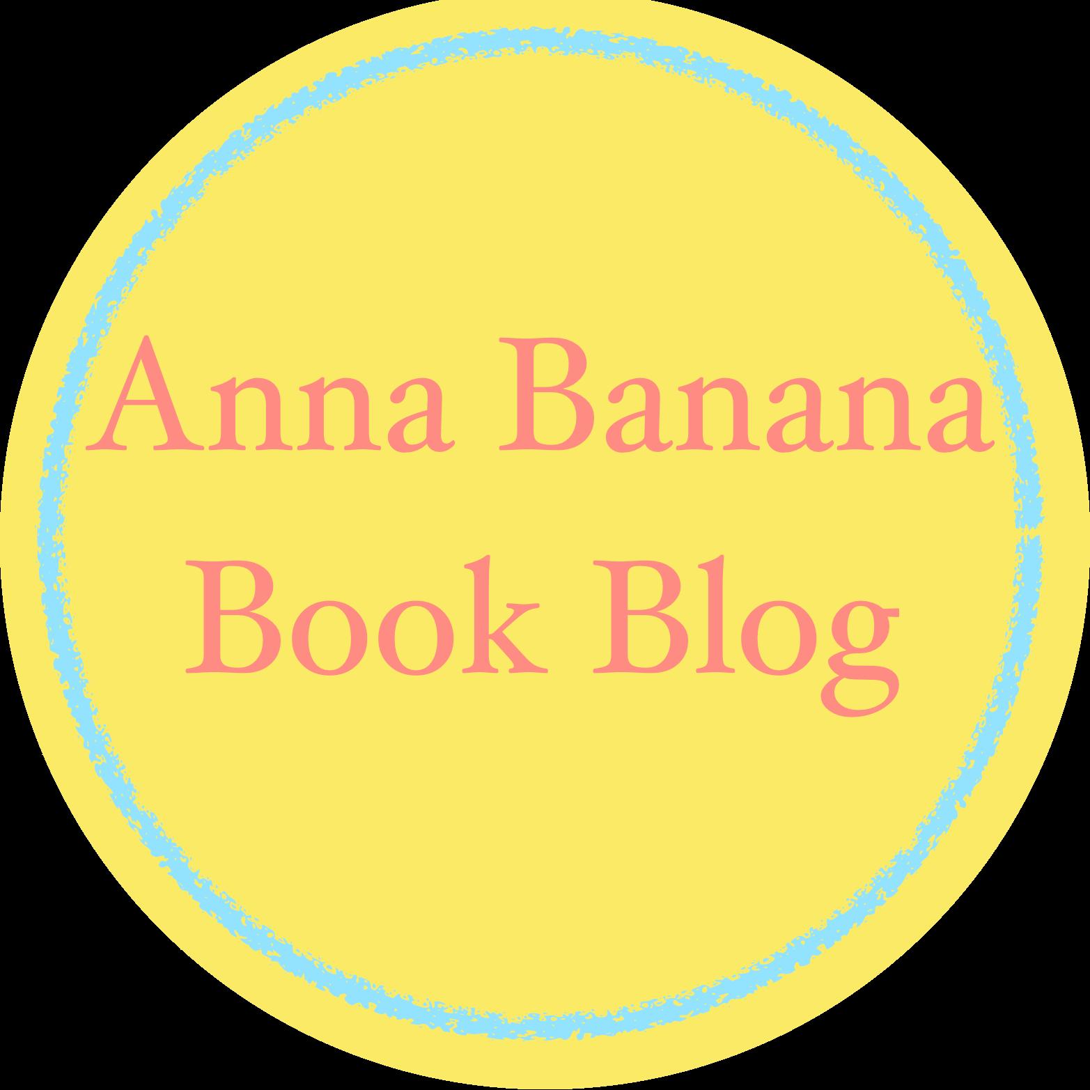 Anna Banana Book Blog